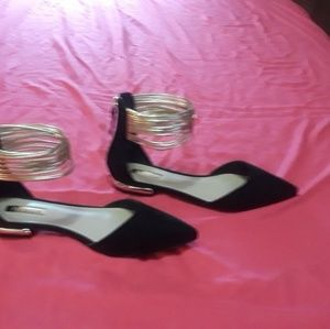 Size 7 new Forever 21 flats